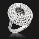 Keter ring  R-oval